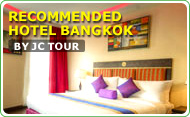 Recommended Hotel Bangkok
